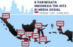 Bingung Mau Liburan Kemana? Ini 8 Lokasi di Indonesia Paling Hits